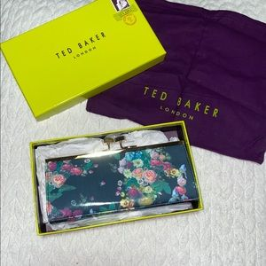 Ted Baker London Clutch- New Never Used